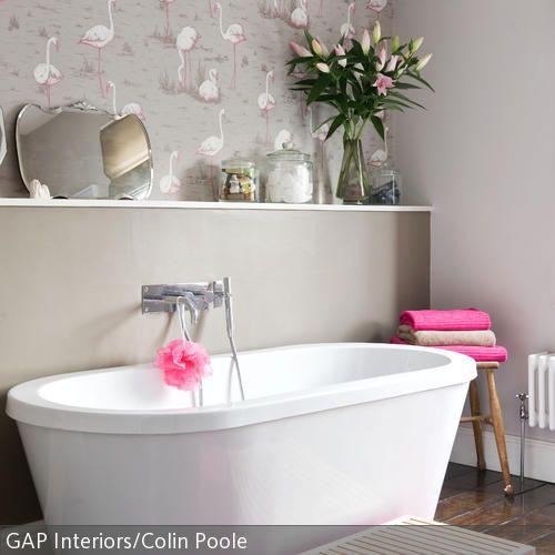 die besten 17 ideen zu rosa badewanne auf pinterest | rosa badezimmer, Hause ideen