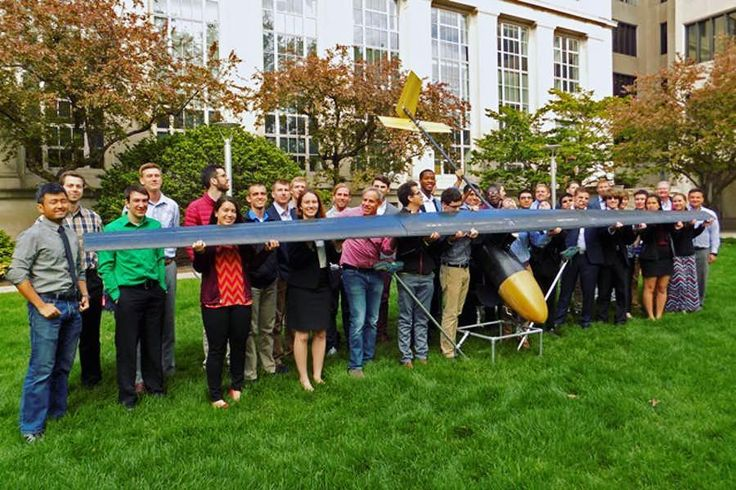 """#DRONENEWS - MIT's gas powered #drone named """"Jungle Hawk Owl"""" can stay in the air for 5 days at a time. Here's a photo of the entire team that developed this new UAV design.      #uav #drones#picoftheday#aerial#dronestagram#dronegear #dronerelated #aerial"""