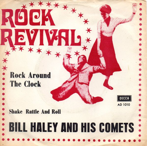 Bill Haley And His Comets - Rock Around The Clock