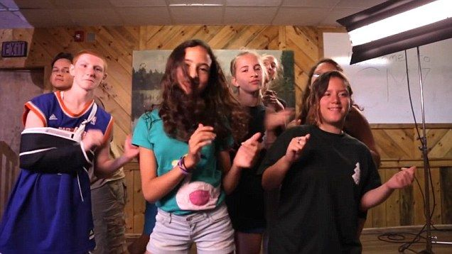 Deaf Film Camp Mark Seven makes ASL music parody video of Pharell's 'Happy'