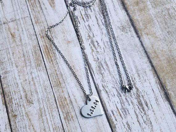Anniversary Date Necklace Custom Date Jewelry Sentimental Personalized Date Necklace, Date Jewelry, Personalized Gifts, Personalized Valentine Gift, Small Personal Valentine Gift, Gift for Wife, Girlfriend gifts