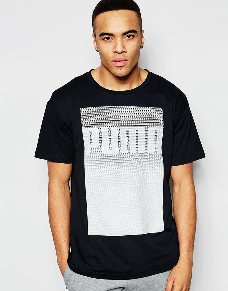 Image 1 of Puma Evolution Longline T-Shirt
