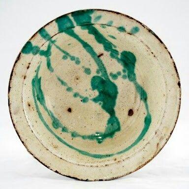 Ceramic plate Canakkale Suna Inan Kırac Collection