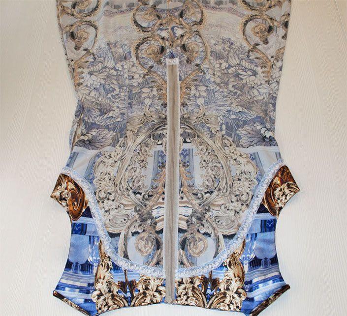 Универсальный ключ к пошиву платьев
