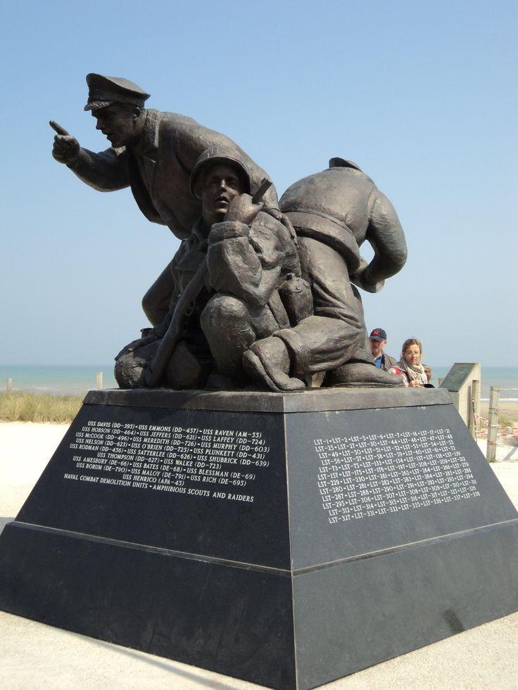 Utah Beach Memorial ~ Utah Beach ~ Normandy ~ France