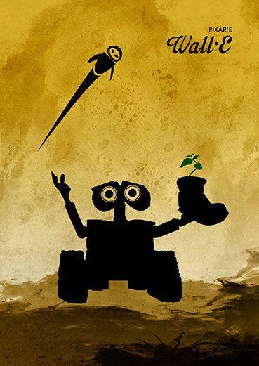 68 best minimalist pixar posters images on pinterest for Minimal art venezuela