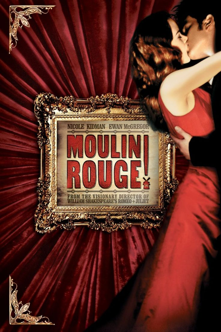 baz luhrmann moulin rouge essays Moulin rouge, directed by baz luhrmann, tells the story of two men, christian and the duke, and their fght for satine, a talented actress at the moulin rouge.