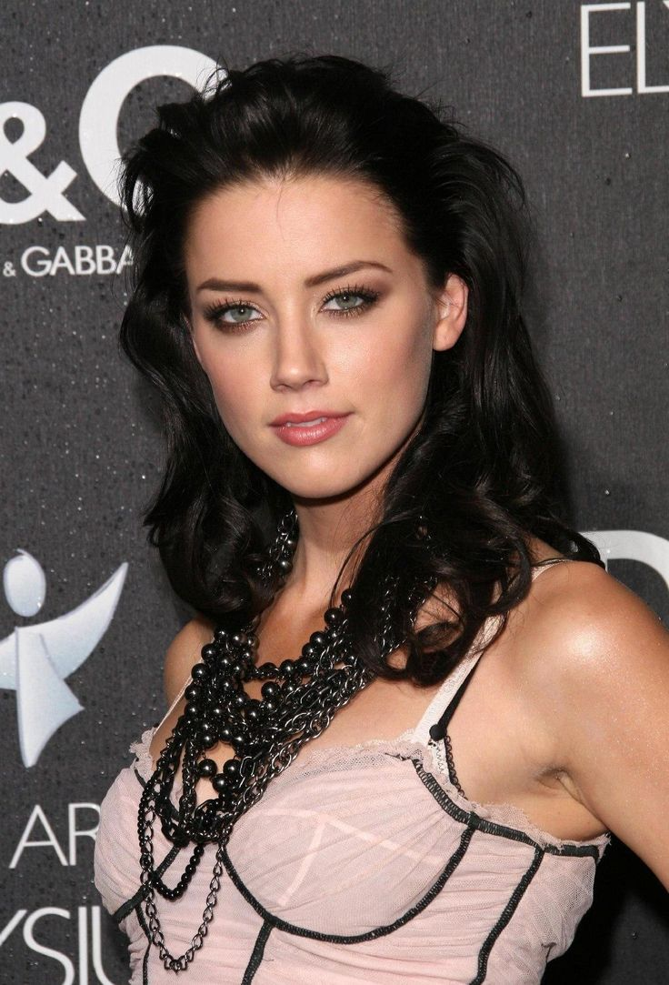 134 best amber heard images on pinterest beautiful women good amber heard makeup and dark hair sciox Image collections