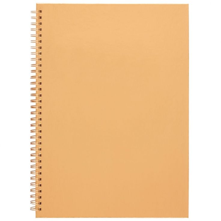Get Organised A4 wiro notebook - Get Organised - New for Spring