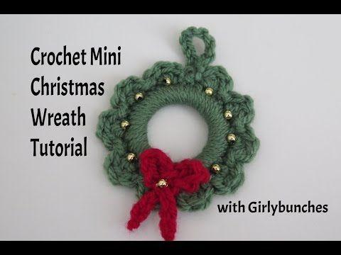 5 Crochet Tutorials for Christmas - Design Peak
