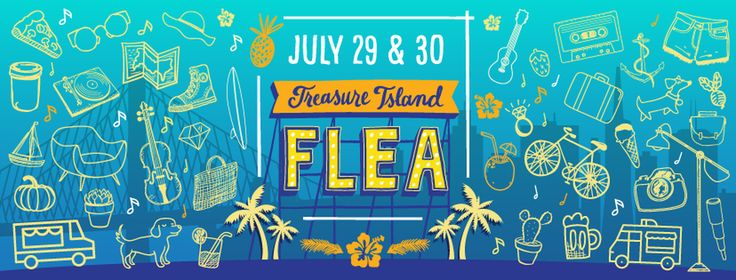 161 for 2 days Treasure Island Flea, San Francisco, Flea Market, Festival, Food Truck, jack of all trades 125 one day