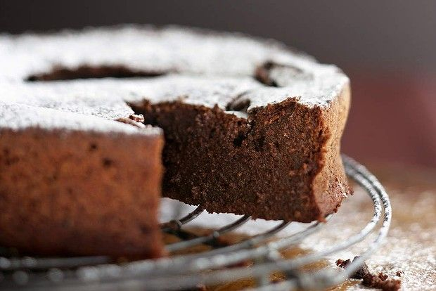 One of our most popular chocolate recipes ... Jill Dupleix's 'Incredibly Wonderful Chocolate Cake'.