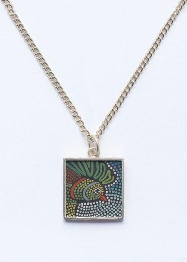 The Dreaming Treasure. A lovely peace of Jewellery from #IanAndersonFineArt #FeastFashion #Vida