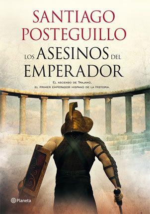 Después de la trilogía de Africanus, Posteguillo avanca unos siglos y nos introduce en la vida de Trajano.