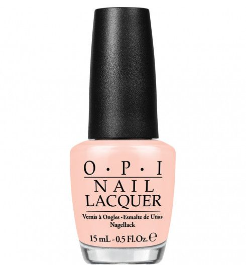 Stop It I'm Blushing  - Nail Polish Colours  | OPI UK