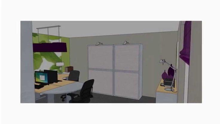 Huis & Interieur - Interieurontwerp kantoor (video)