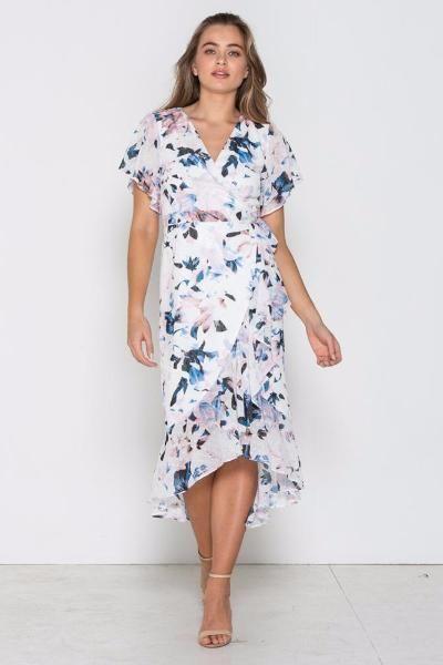 Fresh Soul - Lucia Wrap Dress