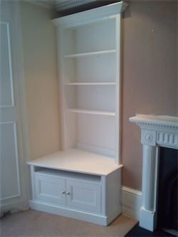 alcove corner tv units - Google Search