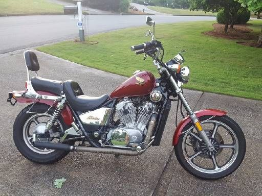 Check out this 1986 Honda Shadow VT700 listing in Cartersville, GA 30120 on Cycletrader.com. It is a Cruiser Motorcycle and is for sale at $1900.