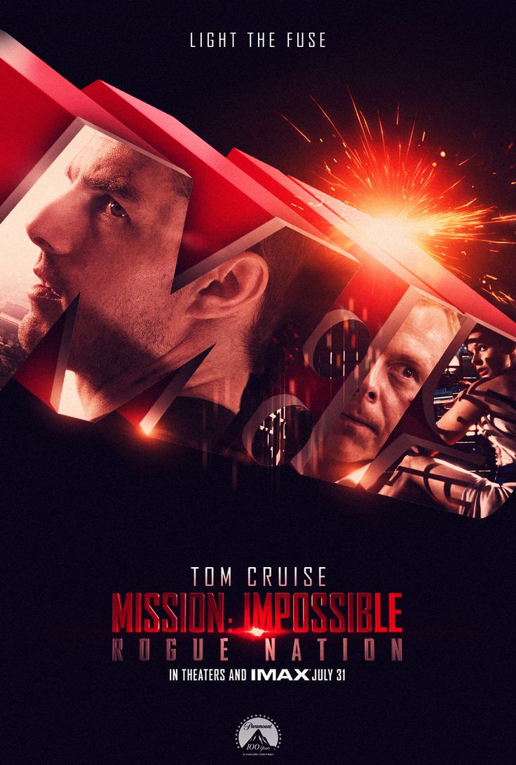 mission impossible rogue nation artwork pinterest