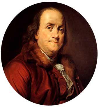 Biografia de Benjamin Franklin