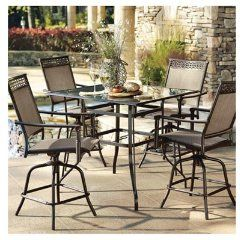 Find out how to start living the high life - click thru or visit Top 5 Bar Height Patio Sets - http://www.topfivecollections.com/bar-height-patio-set