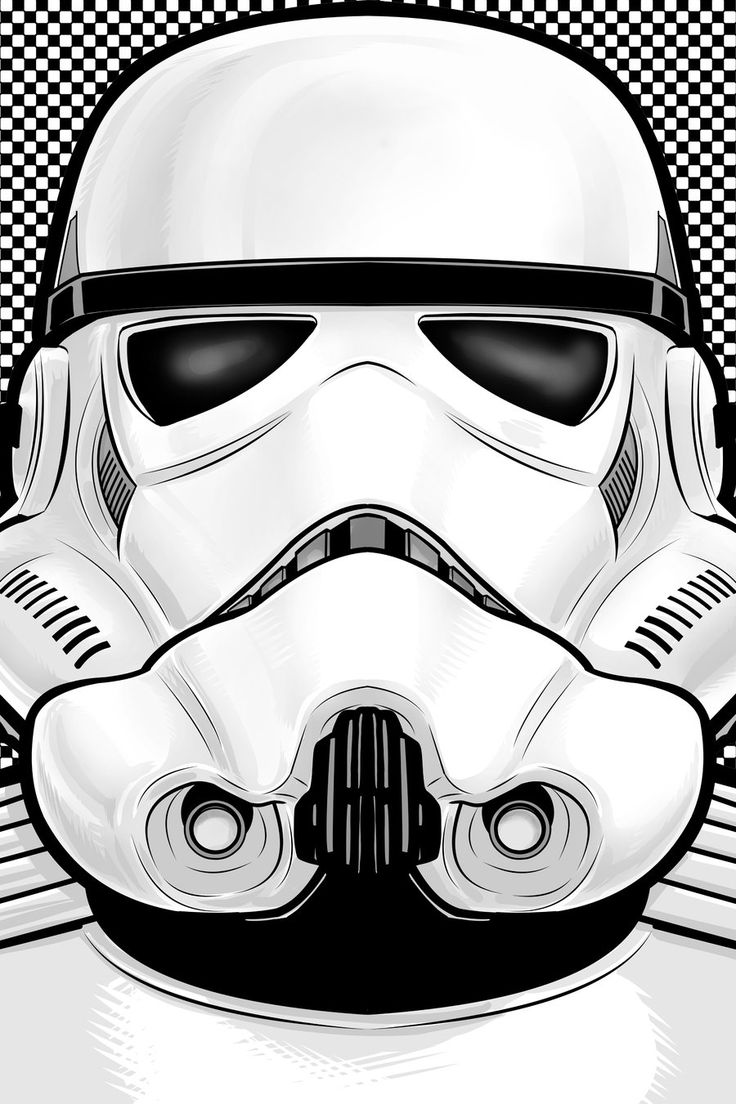 Storm Trooper Portrait Series by Thuddleston.deviantart.com on @deviantART