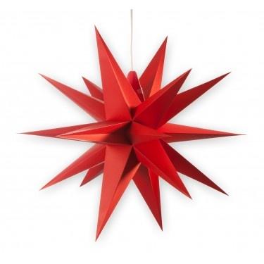 Weihnachststern beleuchtet rot - http://www.aruzzitaugo.com/weihnachtsstern-beleuchtet-rot.html