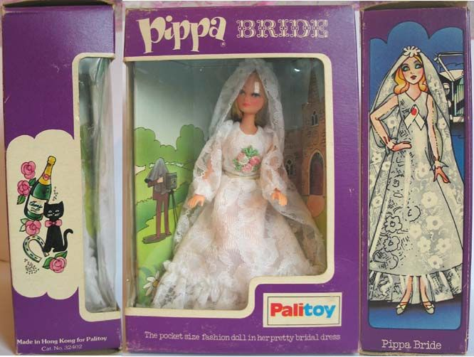 Palitoy Britt doll 1st issue boxed