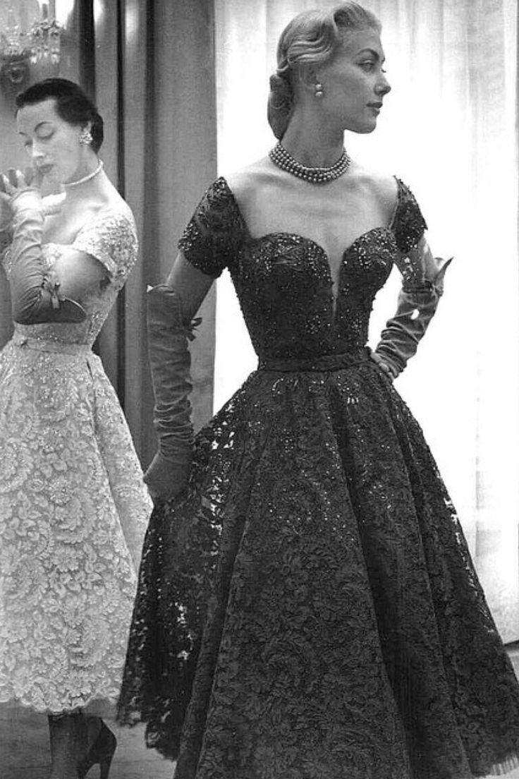 07fafd8ff729 51 najlepších obrázkov na nástenke vintage fashion na Pintereste