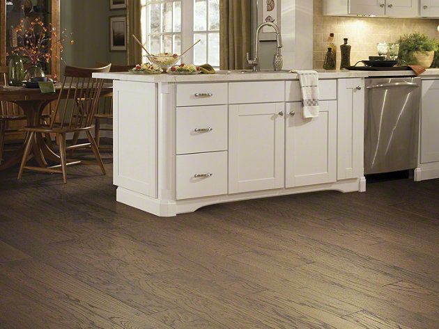 American restoration combines two of the most expensive for Most economical flooring