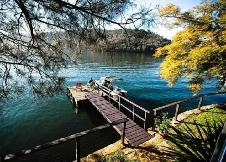 Calabash Bay Lodge | Berowra Waters | Hawkesbury River | New South Wales | Romantic Getaways and Honeymoons | LoveBirds