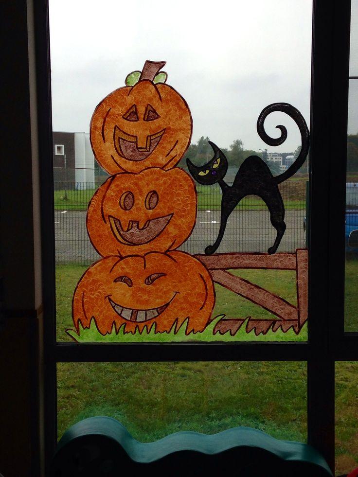 Deel 2 raam decoratie :-)