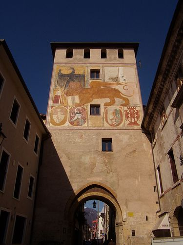porta Dieda - Bassano del Grappa #TuscanyAgriturismoGiratola