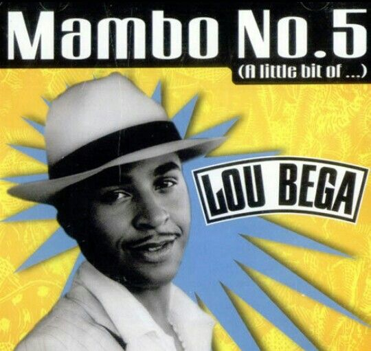 Mambo No. 5 By Lou Bega #90's kid #90's Music