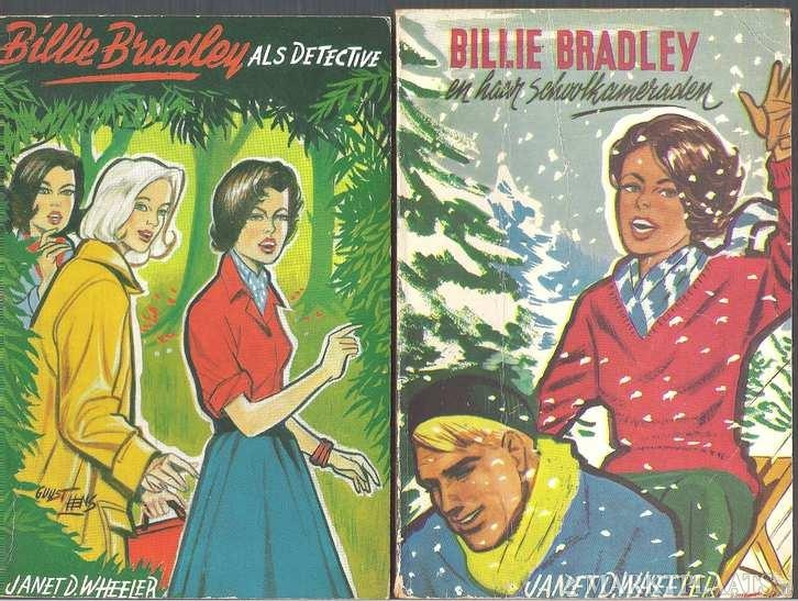 Billy Bradley - Janet Wheeler