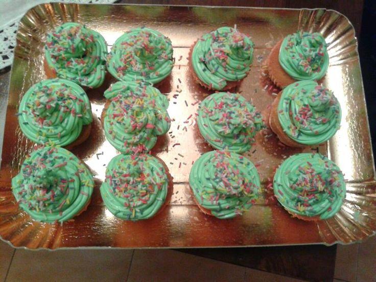 Capcake farciti con crema di burro! - Un classico dei #dolci americani adatti per una golosa merenda!