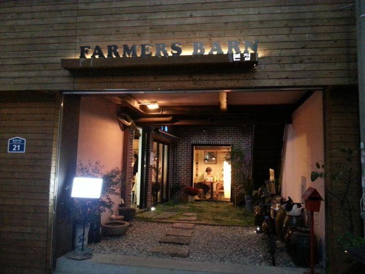 Farmers Barn - Best Veggie Burgers in #Seoul - My Destination Seoul