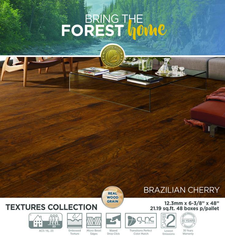 Brazilian Cherry Laminate Flooring, Cherry Laminate Flooring Costco