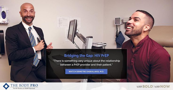 PrEP: HIV Prevention That Promotes Care - Bridging The Gap