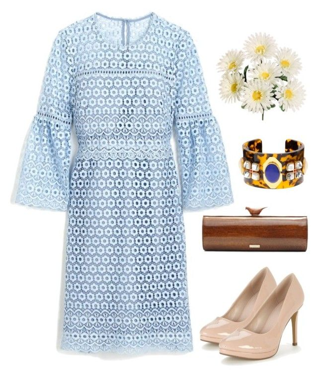 Daisy Lace by strawberryplums on Polyvore featuring polyvore, fashion, style, J.Crew, Kate Spade and clothing