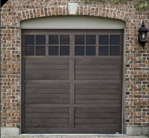 21 best Garage Doors - Martin - Pinnacle Faux Wood Finish images ...