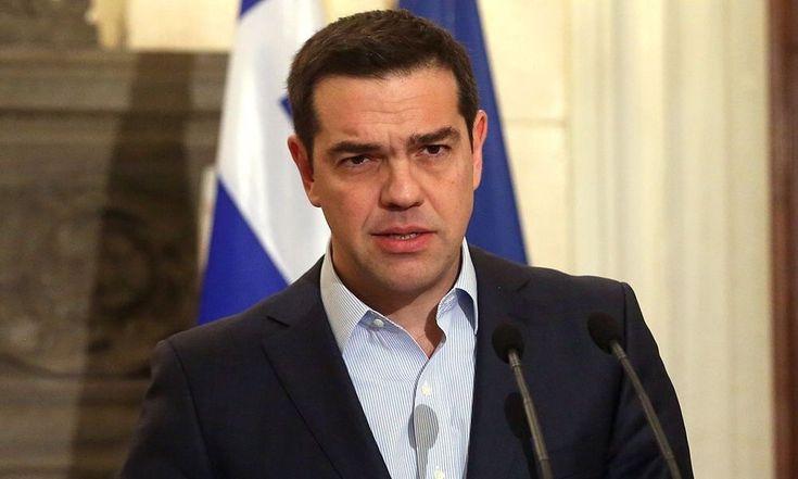 «Εκλέχθηκα για να προστατεύσω τους αδύναμους και όχι τους ισχυρούς», δήλωσε ο πρωθυπουργός Αλέξης Τσίπρας στη συνέντευξη που έδωσε στην ΕΡΤ 3, είπε πως η Ελλάδα τον Αύγουστο του 2018 θα πάρει πίσω …