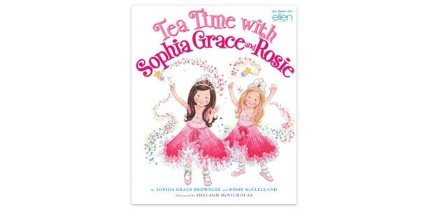 Sophia Grace & Rosie have a new book!