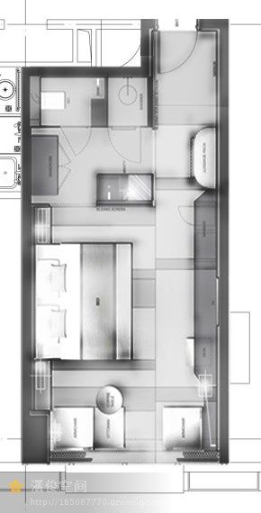 Hotel Room Plan: 290 Best Images About Hotel Floor Plan On Pinterest
