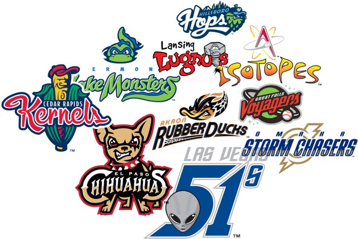 I give a shout-out to the Chihuahuas in my latest post, Play Ball! Minor League Baseball's Best Goofy and Geeky Team Names