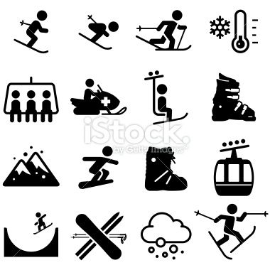 ski vector - Google Search