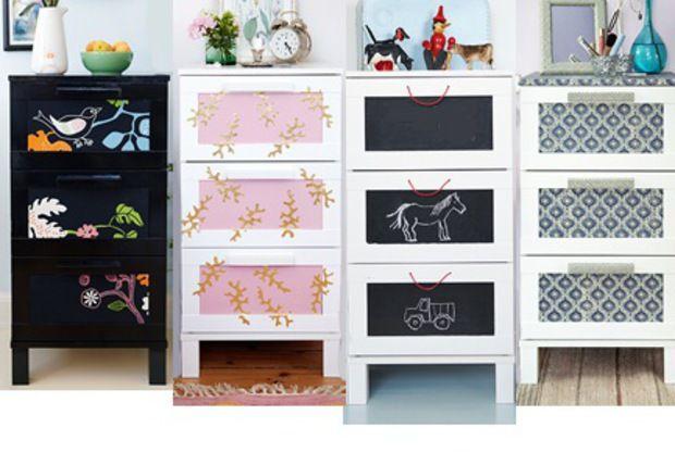 ikea hackers do it yourselfers. Black Bedroom Furniture Sets. Home Design Ideas