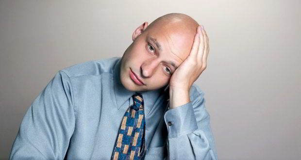 Why are young men going bald?