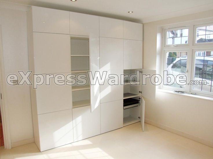 17 best images about flat living room on pinterest - Storage units living room furniture ...